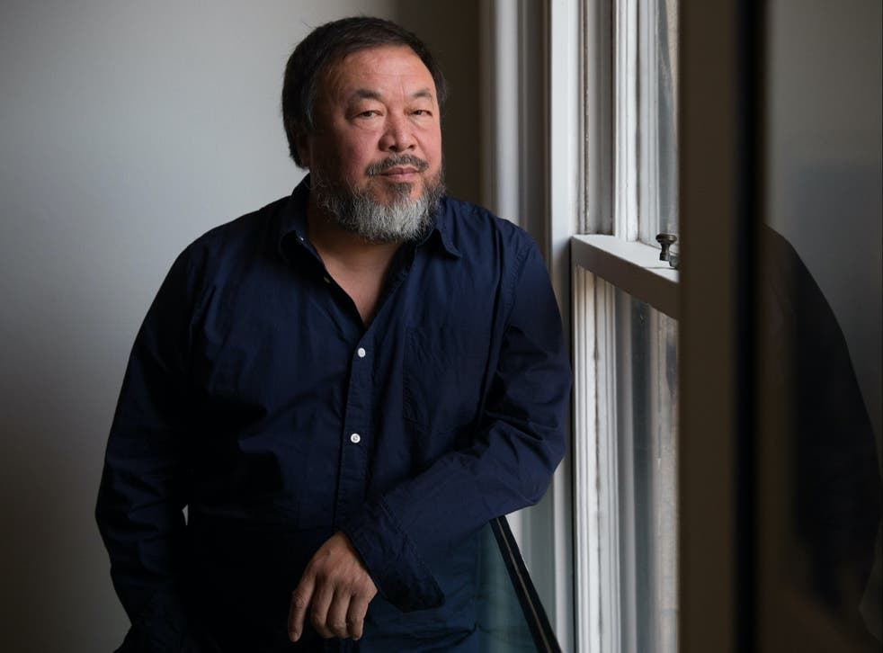 Ai Weiwei and Anthony Gormley are involved in The Great British Art Exhibition