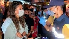 Tailandia arresta a 89 extranjeros por violar normas COVID