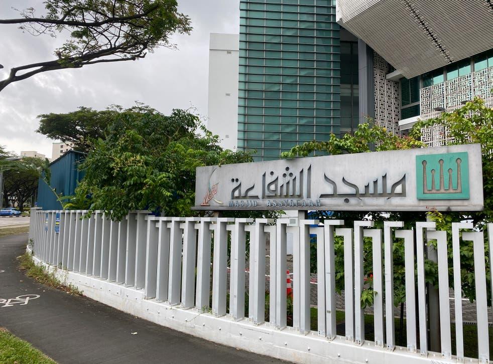 Singapore Terror Suspect