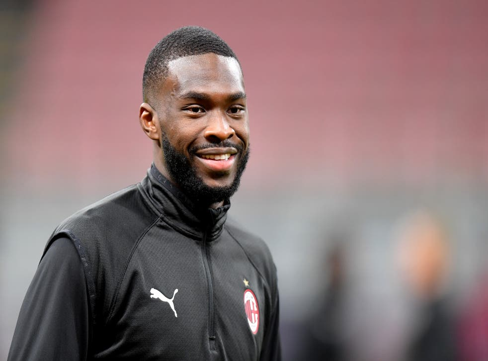 Fikayo Tomori has joined AC Milan