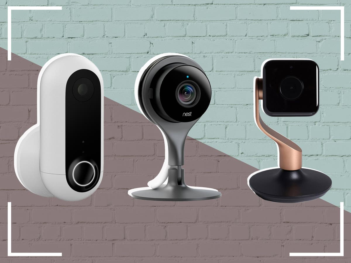 Best Security Camera 2021 From Home Alarms To Speakers And Microphones The Independent