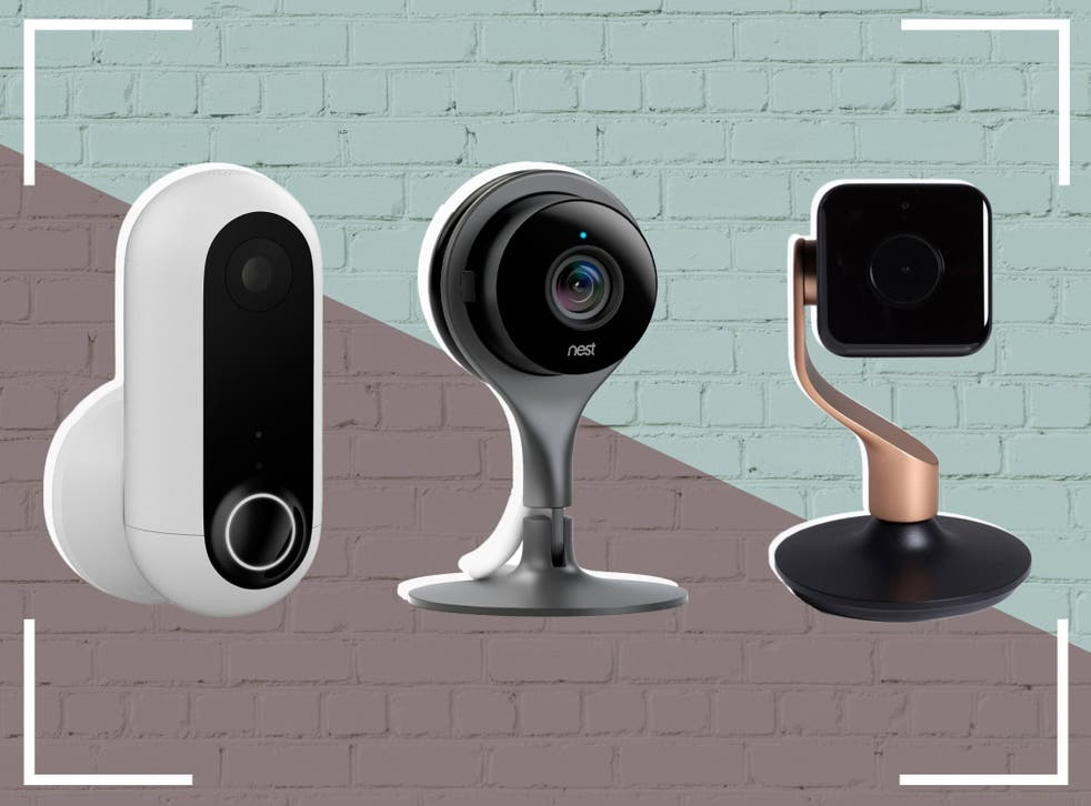<p>No need for walls peppered with holes – these cameras are suitable for rented homes, too</p>