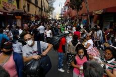 México supera a India y es el tercer país con más muertes por COVID