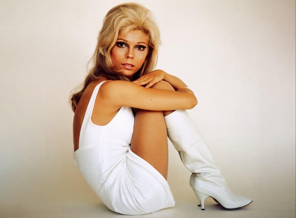 Nancy Sinatra Hot