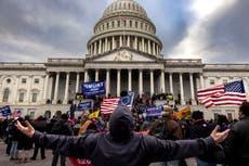 """""""Un nuevo tipo de radicalismo estadounidense"""": los alborotadores del Capitolio, un movimiento convencional """"no conectado con la la extrema derecha"""""""