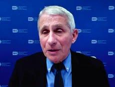COVID: Anthony Fauci advierte sobre la llegada de nuevas cepas a los Estados Unidos
