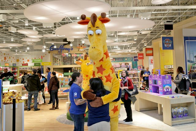 Toys R Us-Store Closing
