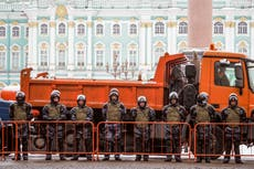 Russia warn Navalny supporters not to attend Sunday protests