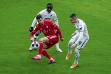 Bayern Múnich golea a Hoffenheim e incrementa su ventaja en la cima