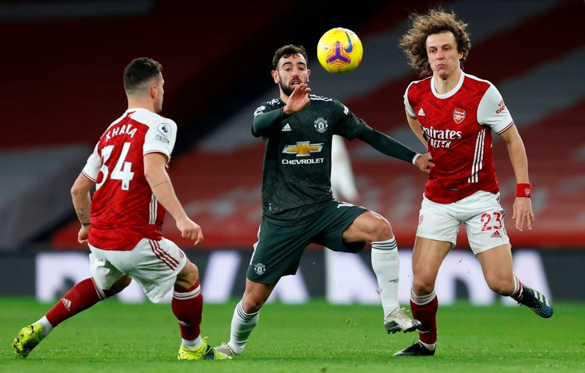 Arsenal vs Manchester United result: Five things we learned as Ole Gunnar  Solskjaer's side drop points again | The Independent