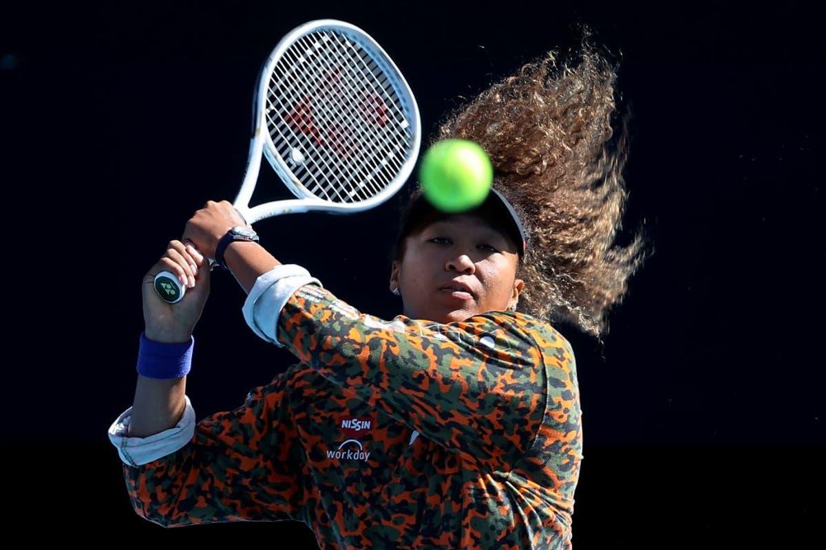 Australia Open 2021: Naomi Osaka and Victoria Azarenka ...