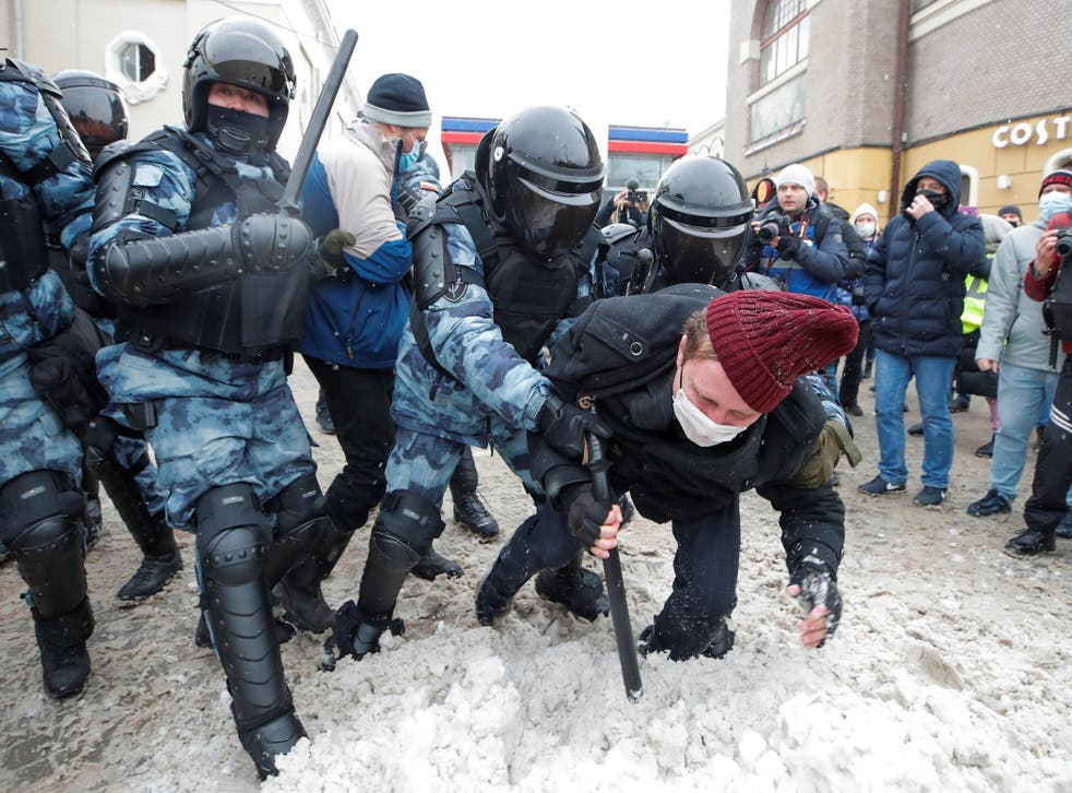 More than 4,000 people have been detained