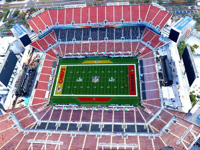 Se permitirán hasta 22.000 aficionados en el Estadio Raymond James en Tampa, 7.500 de ellos trabajadores de la salud
