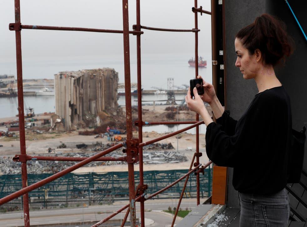 Lebanon Living With Trauma