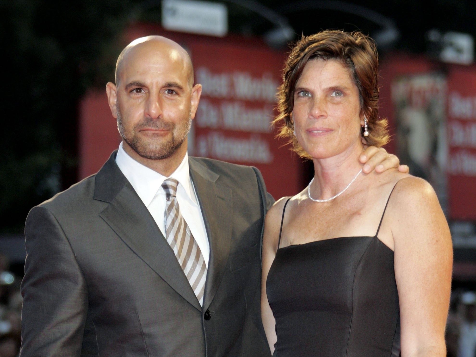 Stanley Tucci opens up about death of first wife: 'I'm still grieving'