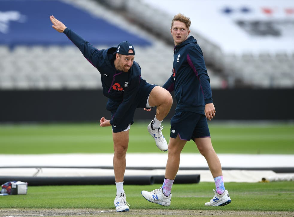 <p>Jack Leach and Dom Bess were England's two lead spinners in Sri Lanka</p>