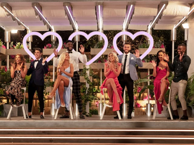 <p>'Love Island' is one of the shows ITV hope will fuel an ad boom this year</p>