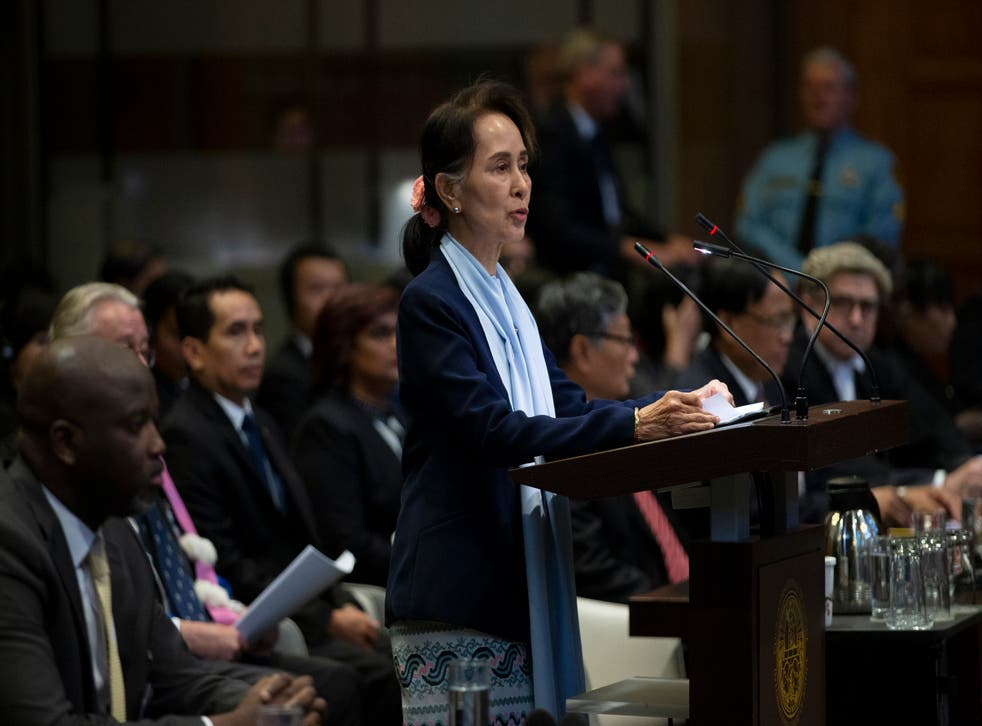 <p>Aung San Suu Kyi is under house arrest once again, as the military stages a coup</p>