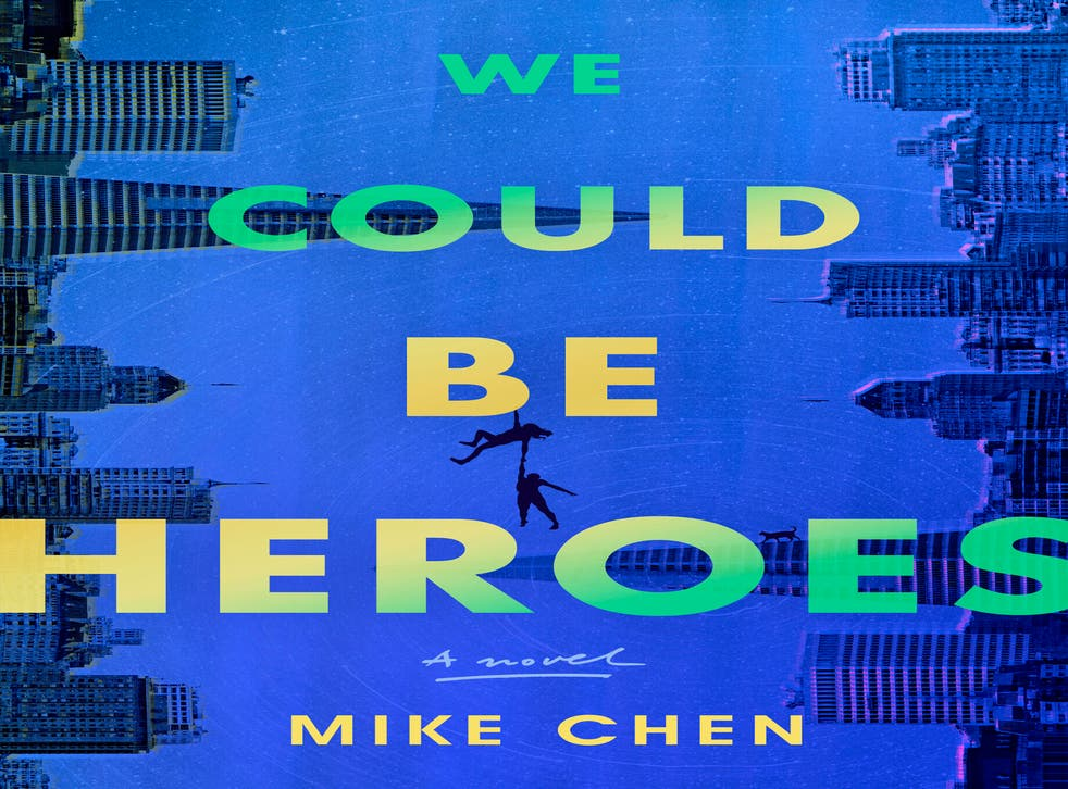 Book Review - We Could Be Heroes