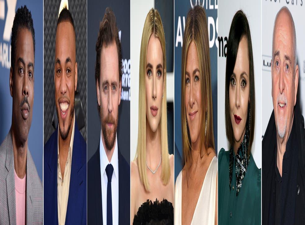 Celebrity Birthdays - Feb. 7-13