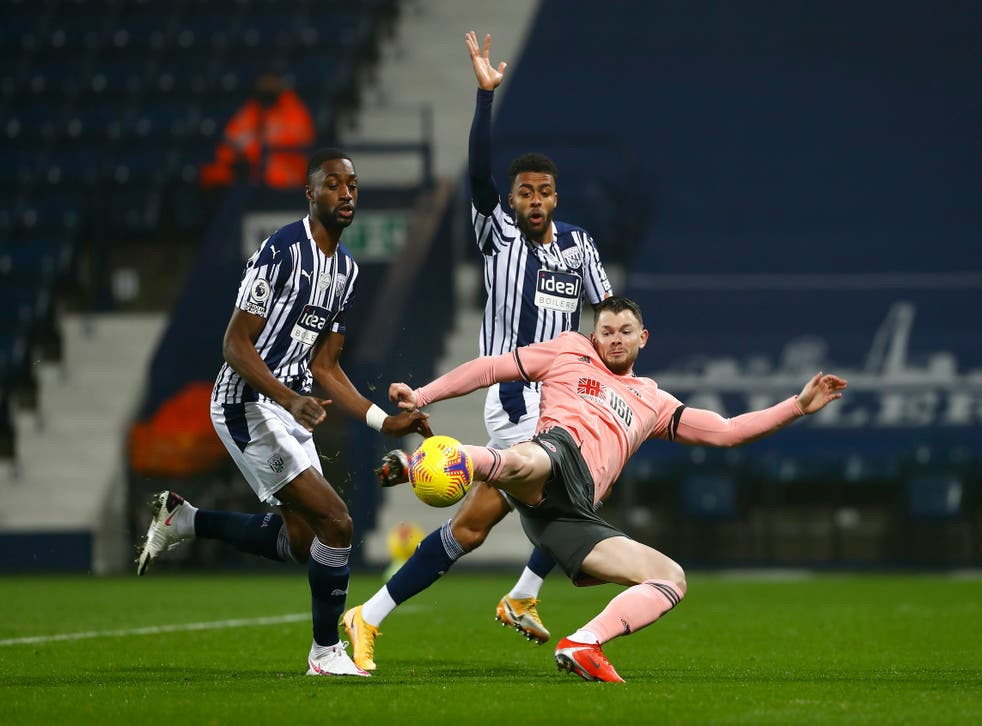 <p>West Brom and Sheffield United meet in a relegation 'six-pointer'</p>