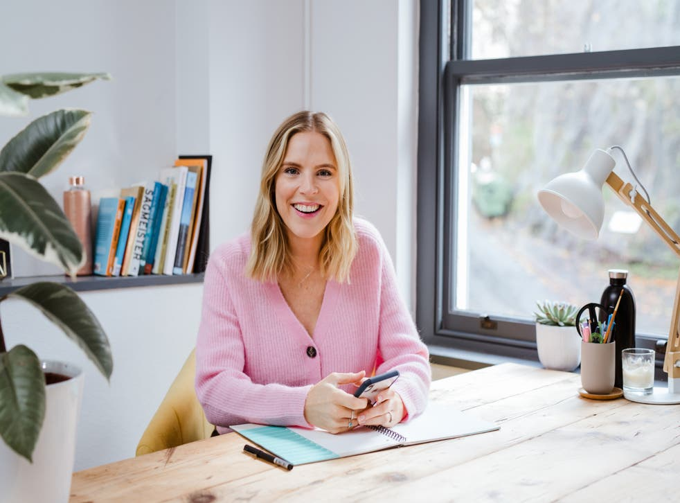 <p>Sophie Clyde-Smith: 'I often say to my clients, you've got your 9-5 job. But what's your 5-9? What is your passion?'</p>