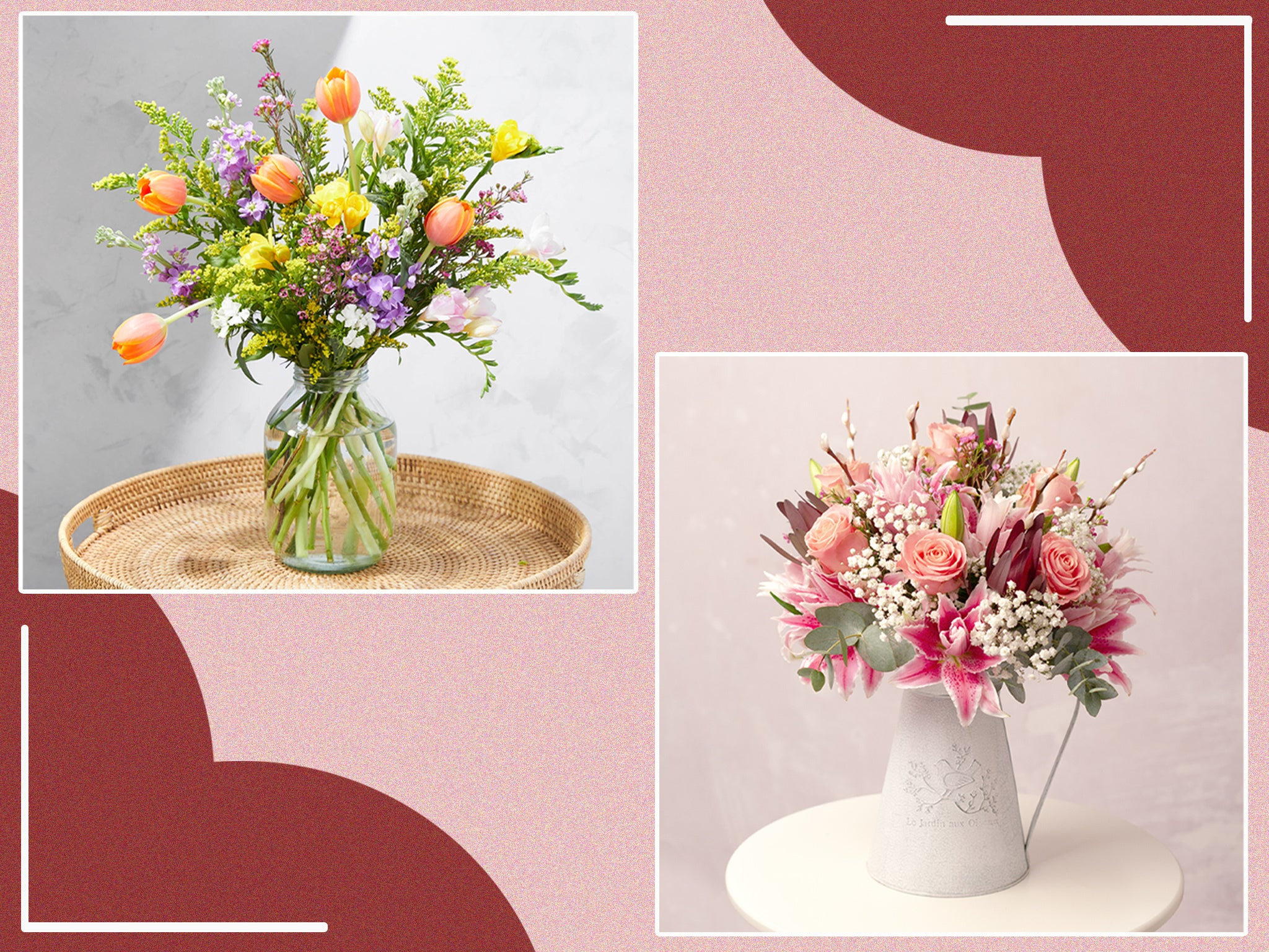 10 best Valentines Day flowers to up the romance in lockdown