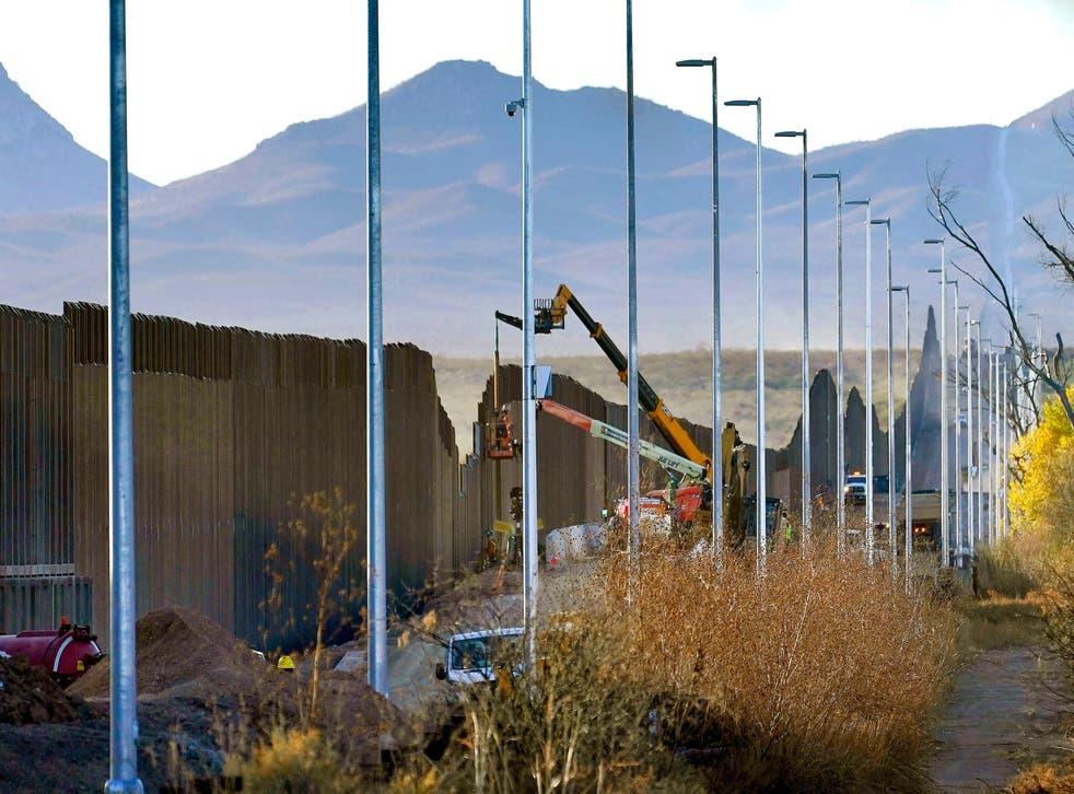 Biden Border Wall