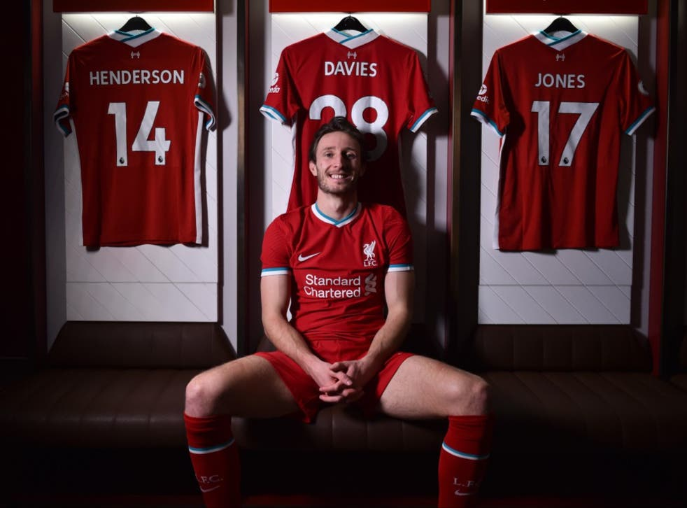 <p>Liverpool signed centre-back Ben Davies from Preston on deadline day</p>