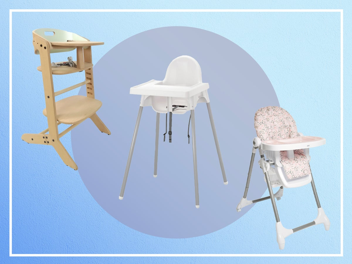 Best High Chairs For Babies And Toddlers 2021 The Independent