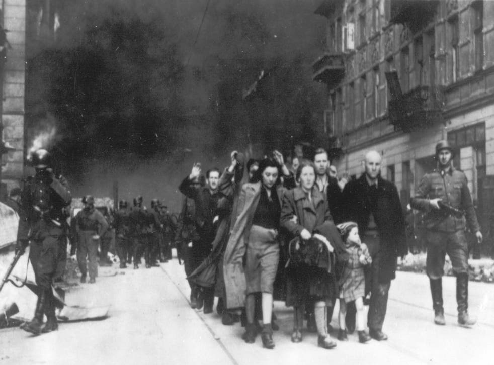 Poland Holocaust Speech