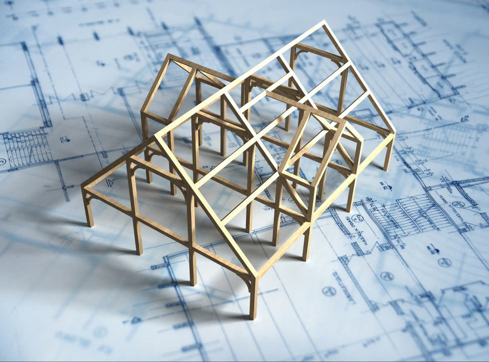 <p>Cross-laminated timber can be stronger than concrete or steel</p>