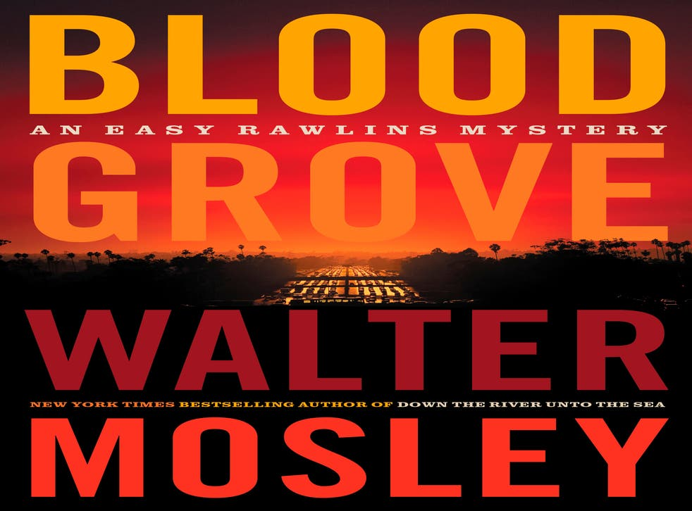 Book Review - Blood Grove
