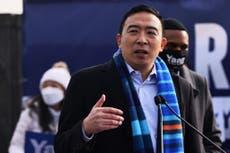 Andrew Yang da positivo por COVID-19 y continuará su campaña por la alcaldía de Nueva York virtualmente