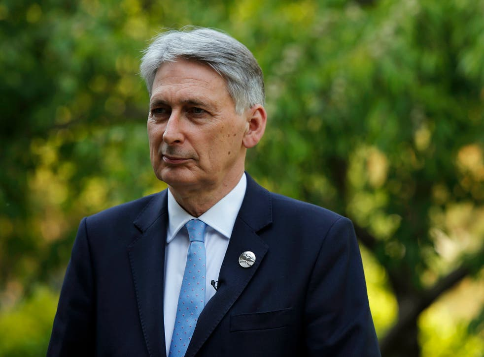 <p>Philip Hammond, chancellor in Theresa May's government, fought in vain for a Brexit that would keep the UK in the EU single market</p>