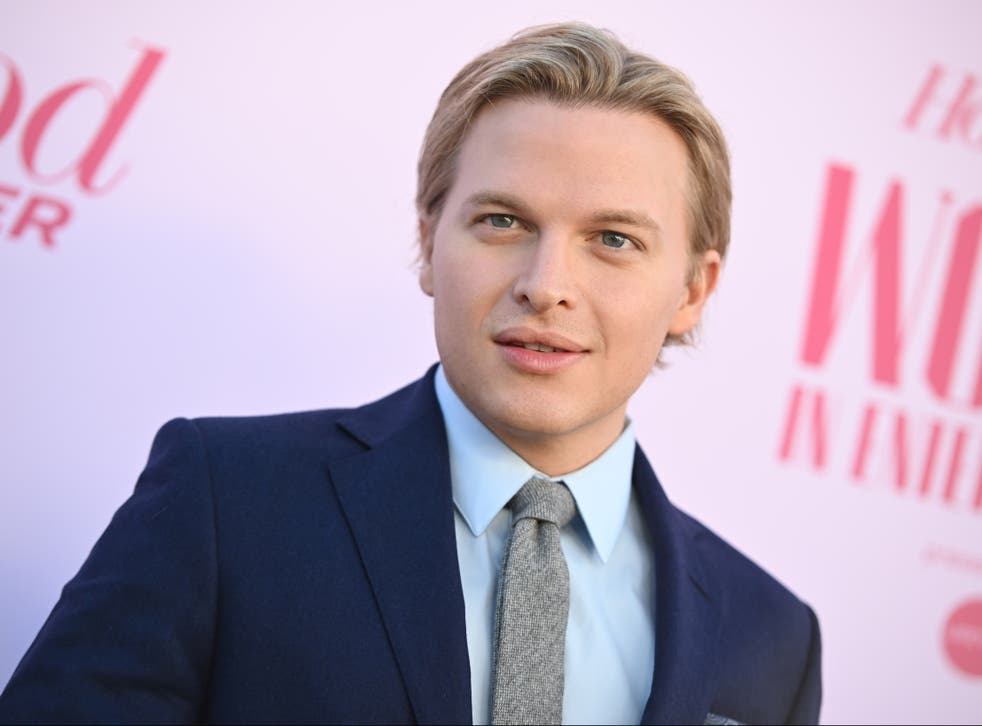 Ronan Farrow at the Hollywood Reporter's annual Women in Entertainment Breakfast Gala on 11 December 2019 in Hollywood, California