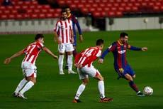 Contrato de Messi atiza la carga de impuestos en España