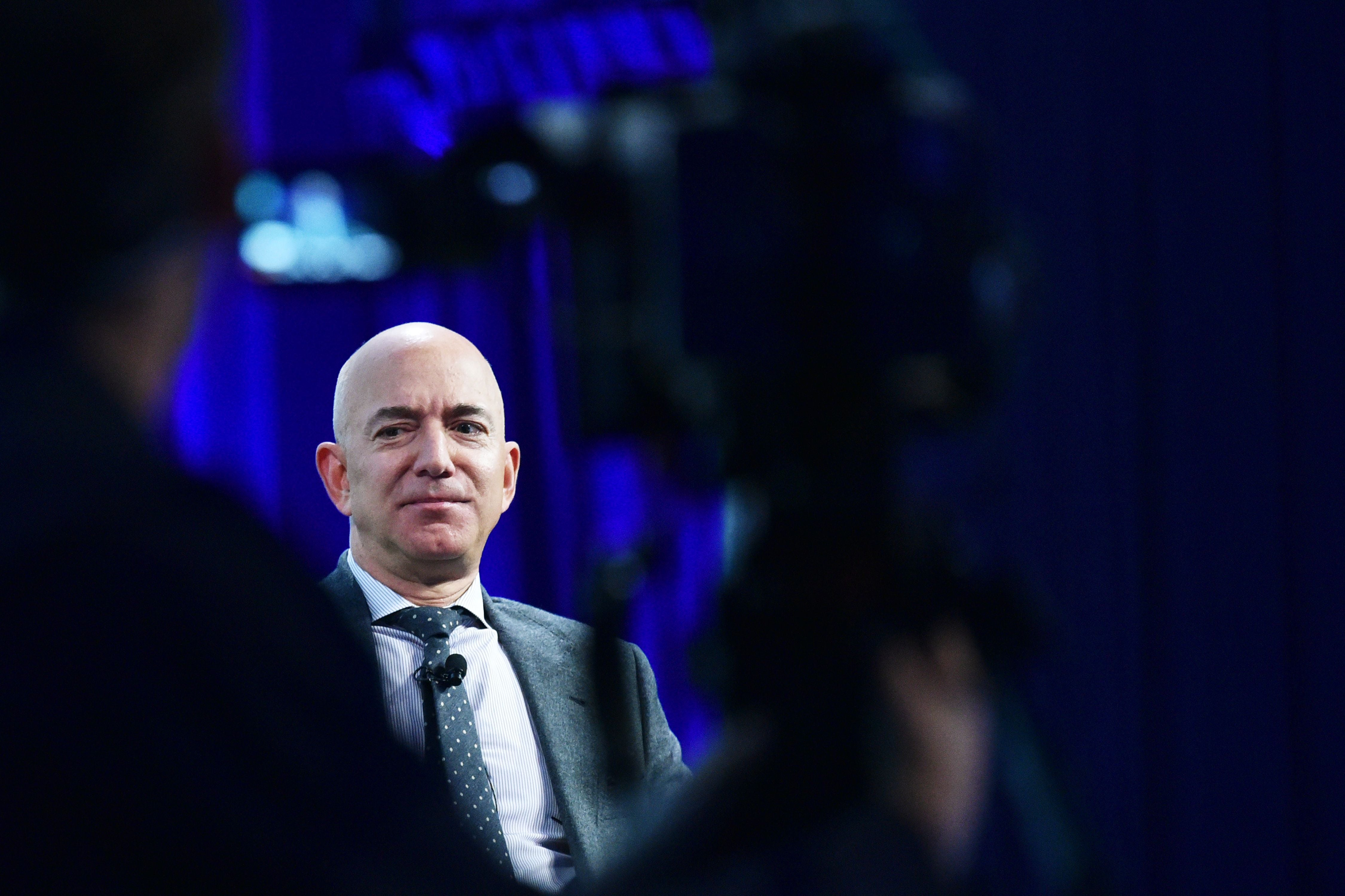From cheap books to the space race: How Amazon's Jeff Bezos became the 'ultimate disruptor'
