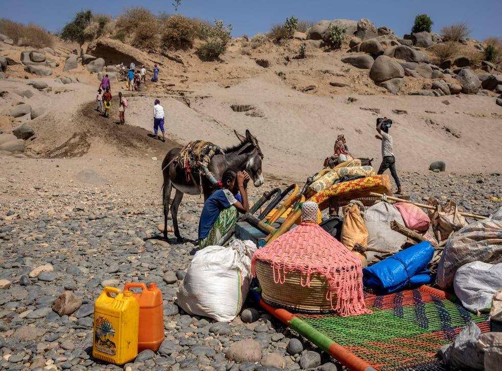 ETIOPIA-VIOLENCIA
