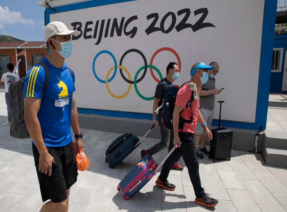 Olympics Beijing Boycott Letter
