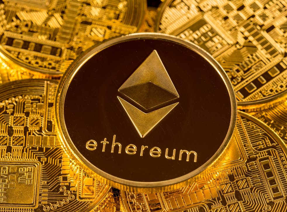 ethereum price - photo #2