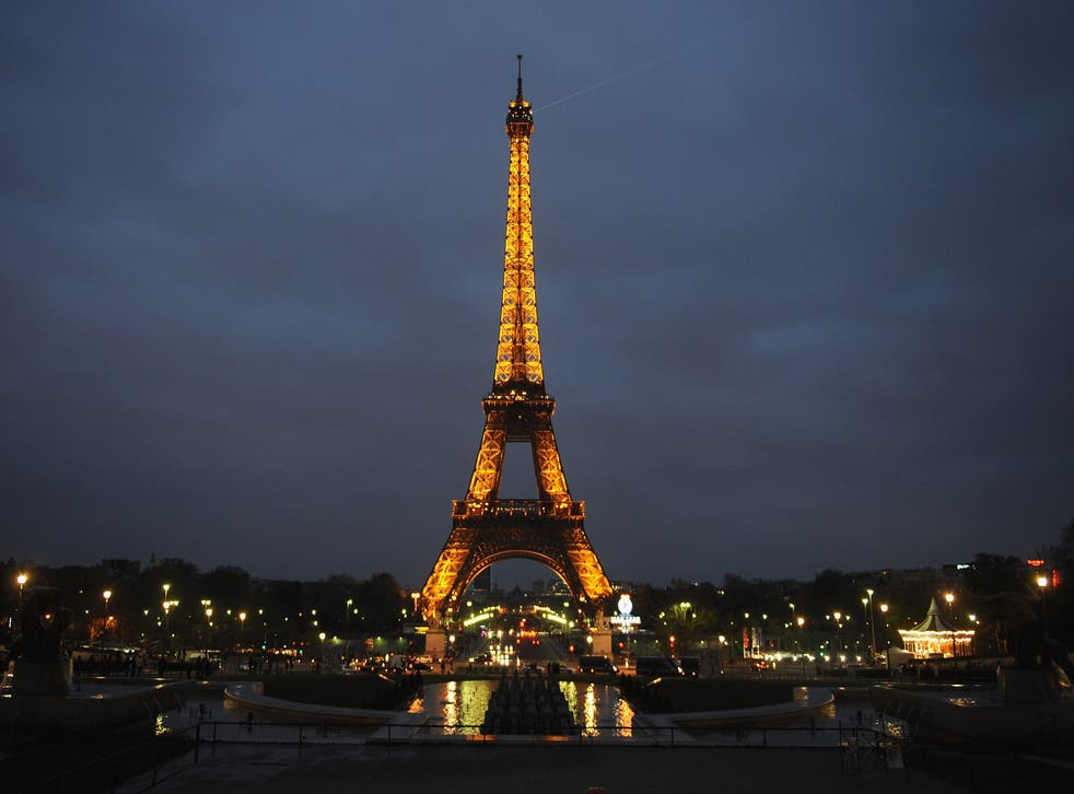 <p>The tower will form the backdrop to several of the events at the 2024 Paris Olympics&nbsp;</p>