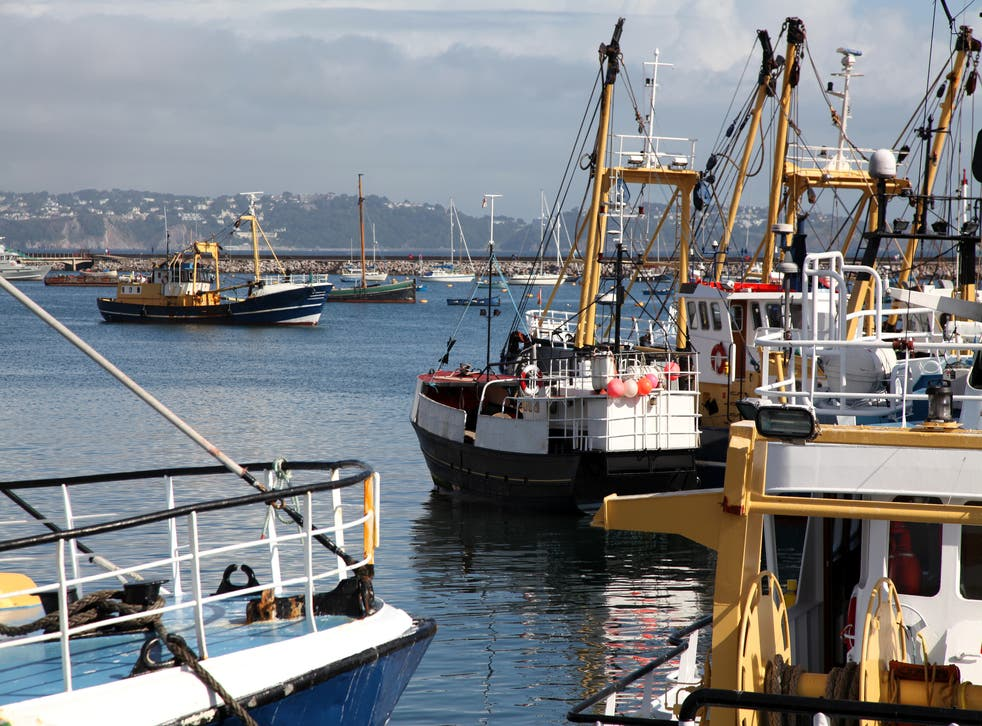 Fishermen have accused the government of betrayal