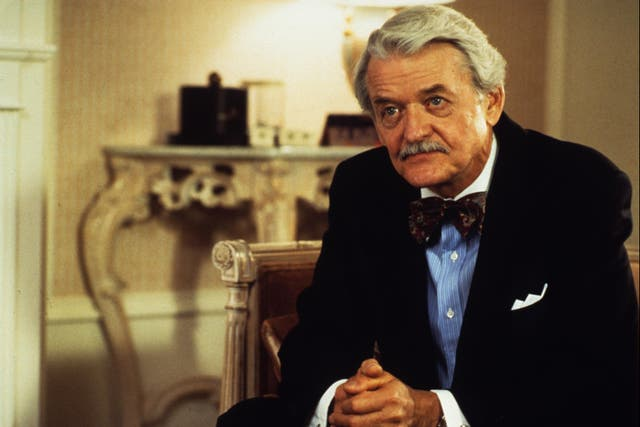 <p>Holbrook as Oliver Lambert in 1993's 'The Firm'</p>