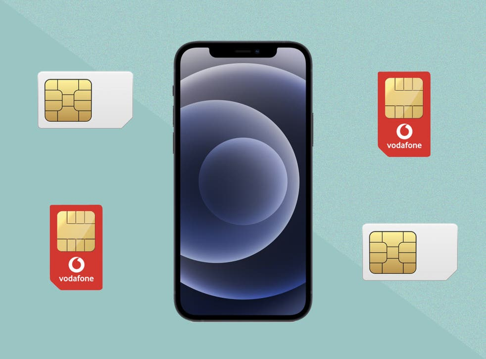 <p>The biggest providers in the UK are Vodafone, EE, ThreeUK and O2</p>