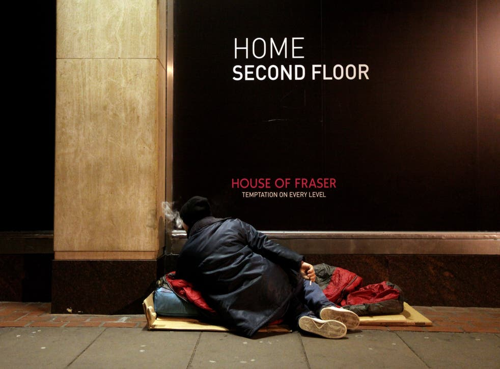<p>Currently funding in place for emergency accommodation for the homeless will only remain until March&nbsp;</p>