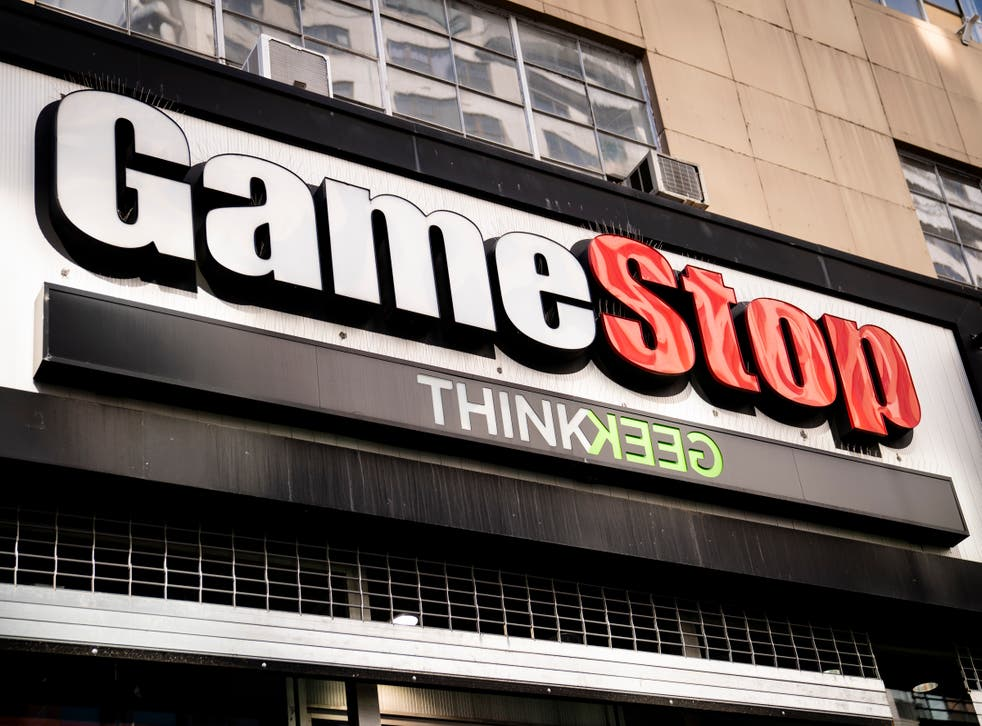 <p>GameStop made some traders a lot of money but the shares have come back to earth </p>