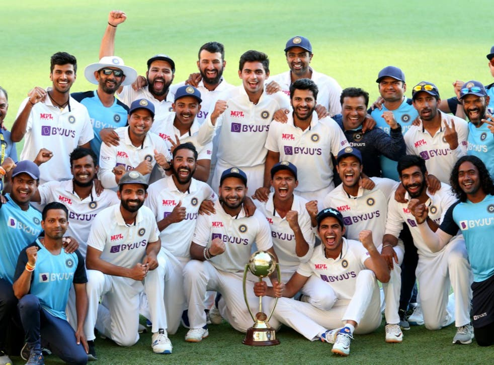 <p>India beat Australia without a host of their biggest names</p>