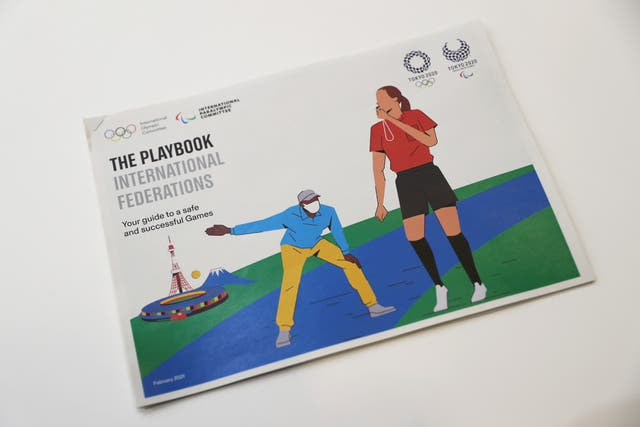 <p>El manual presentado el miércoles fue enfocado a las federaciones internacionales deportivas y dirigentes</p>