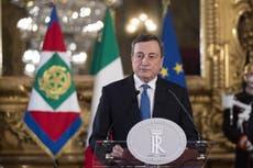 """Italia llama a """"Súper Mario"""" para formar un nuevo gobierno, en medio de una crisis política"""